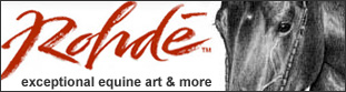 Rohde Fine Art: exceptional horse 